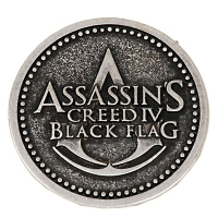 Assassin's Creed - Gadget - Fermacarte Black Flag - Ufficiale