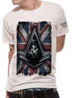Assassin's Creed - Maglietta - T-Shirt - Syndicate - Jacob - Ufficiale