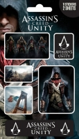 Assassin's Creed - Gadget - Stickers - Unity - Ufficiale
