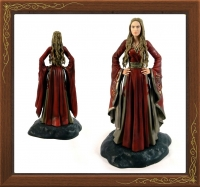 Game Of Thrones - Gadget - Action Figure - Cersei Lannister - Ufficiale