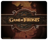 Game Of Thrones - Gadget - Mousepad Logo - Ufficiale