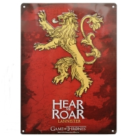 Game Of Thrones - Gadget - Placca Lannister - Ufficiale