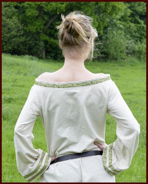 da9f95b73cd8 Abiti Medievali - Abito femminile - Vestito lungo