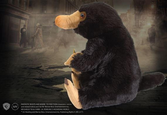 Animali Fantastici - Creature Magiche - Snaso- Niffler - Noble Collection -  Prodotto Ufficiale Warner Bros.