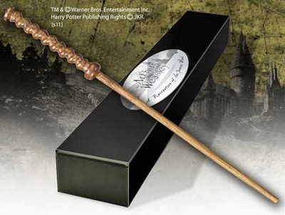 Harry Potter - Bacchetta di Arthur Weasley - Prodotto ufficiale © Warner Bros. Entertainment Inc.