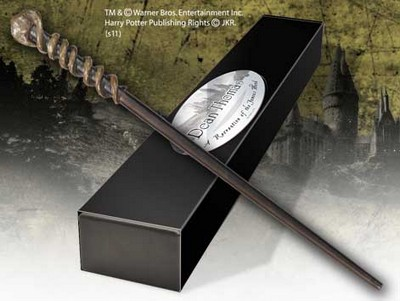 Harry Potter - Bacchetta di Dean Thomas - Prodotto ufficiale © Warner Bros. Entertainment Inc.