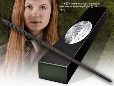 Harry Potter - Bacchetta di Ginny Weasley - Prodotto ufficiale © Warner Bros. Entertainment Inc.