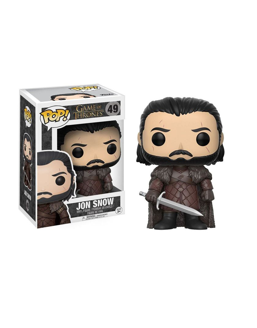 Game of thrones - Funko POP Vinyl n°49 Jon Snow - Prodotto Ufficiale Funko