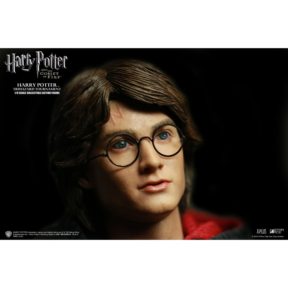 Harry Potter - Action Figure Iper Realistica - Harry Potter