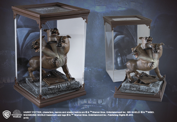 Harry Potter - Creature Magiche - Fuffi -  Noble Collection - Prodotto Ufficiale Warner Bros.