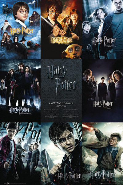 Poster - Harry Potter Collection