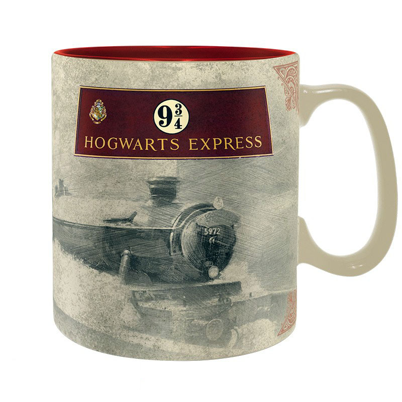 Harry Potter - Tazza Binario 9 34 - Prodotto ufficiale © Warner Bros. Entertainment Inc.