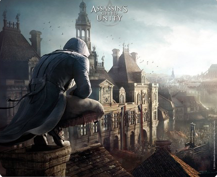 Assassin's Creed - Mousepad Arno