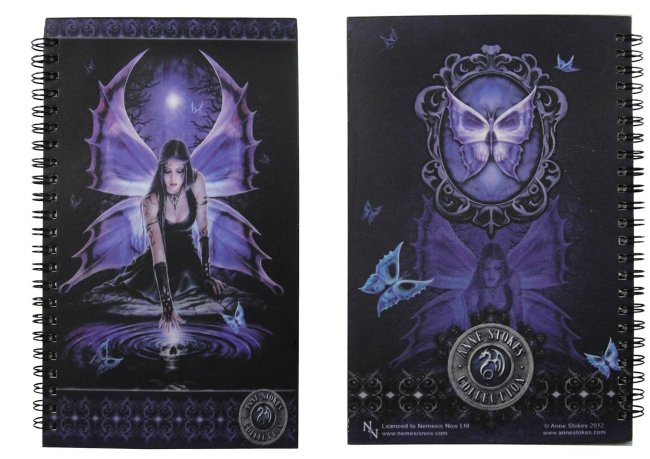 Anne Stokes - Quaderno Immortal Flight