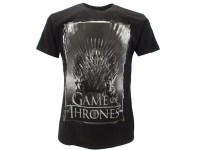 Game of Thrones - T-Shirt Trono di Spade - Ufficiale HBO