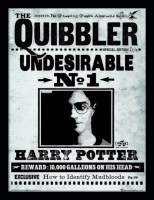 Harry Potter - Quadro Indesiderabile N.1 Quibbler - Ufficiale Warner Bros