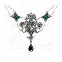 Gioielli - Queen of the Night - Metallo Anallergico - Cristalli Swarovski