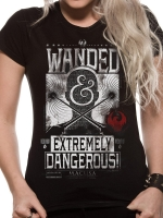 Animali Fantastici - T-Shirt Extremely Dangerous