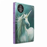 Anne Stokes - Quaderno Forest Unicorn - A5 - 240 pagine