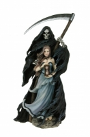 Anne Stokes - Dama e Morte Summon the Reaper