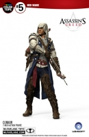 Assassin's Creed - Action Figure Connor - Prodotto Ufficiale Ubisoft