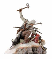 Assassin's Creed - Statua Connor: Last Breath - Prodotto Ufficiale Ubisoft