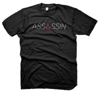 Assassin's Creed - T-Shirt Assassin - Prodotto ufficiale © Ubisoft