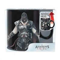 Assassin's Creed - Tazza Cambiacolore Maestri Assassini - Prodotto Ufficiale Ubisoft
