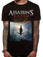 Assassin's Creed - T-Shirt - Poster Film - Ufficiale