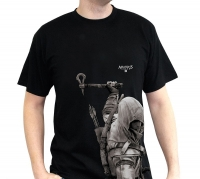 Assassin's Creed - T-Shirt ASC III Connor