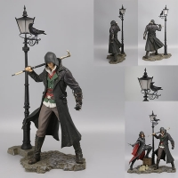 Assassin's Creed - Action Figure Jacob - Prodotto Ufficiale Ubisoft