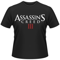 Assassin's Creed - T-Shirt Logo AC3