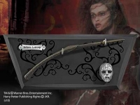 Harry Potter - Bacchetta di Bellatrix Lestrange con Espositore - Prodotto ufficiale © Warner Bros. Entertainment Inc.