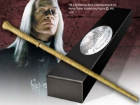 Harry Potter - Bacchetta di Lucius Malfoy - Prodotto ufficiale © Warner Bros. Entertainment Inc.