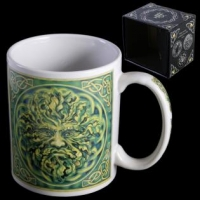 Anne Stokes  - Tazza Green Man - Ceramica