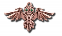 Anne Stokes - Collana Steampunk - Aviamore Owl