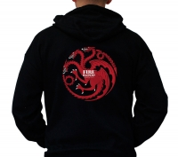 Game of Thrones - Felpa Targaryen