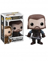 Game of Thrones - Funko POP Vinyl n°02 Ned Stark - Prodotto ufficiale Funko