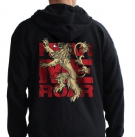 Game Of Thrones - Felpa Lannister HEAR ME ROAR - Ufficiale