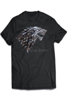 Game Of Thrones - T-Shirt - Chrome Stark - Ufficiale