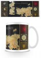 Game of Thrones - Tazza Con Mappa