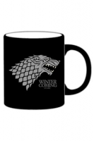 Game Of Thrones - Gadget - Tazza Stark - Nera - Ufficiale