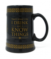 Game of Thrones - Boccale Tyrion Lannister - Ceramica - Prodotto Ufficiale HBO