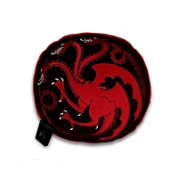 Game of Thrones - Cuscino Targaryen - Prodotto Ufficiale HBO