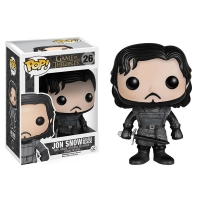 Game of Thrones - Funko POP Vinyl n°26 Jon Snow - Prodotto Ufficiale Funko