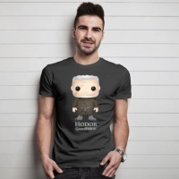 Game of Thrones - T-Shirt Funko Pop Hodor