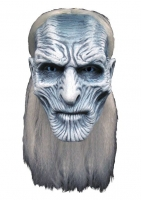 Game of Thrones - Maschera in Latex White Walker - Prodotto Ufficiale HBO