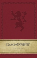 Game of Thrones - Quaderno Lannister Pocket - Prodotto Ufficiale HBO