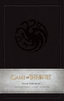 Game of Thrones - Quaderno Targaryen Pocket - Prodotto Ufficiale HBO