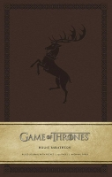 Game of Thrones - Quaderno Baratheon - Prodotto Ufficiale HBO